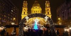 advent u Budimpešti 1