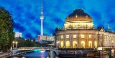 Berlin noć