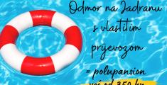Odmor na Jadranu sa vlastitim prijevozom (2)